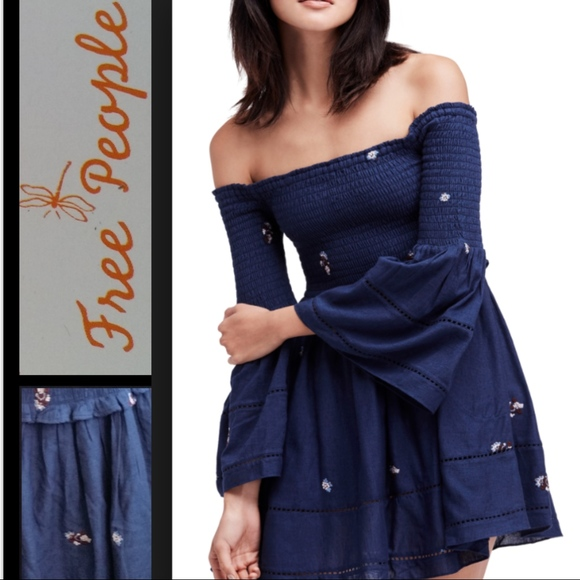 Free People Dresses & Skirts - Free People Counting Daisies Dress
